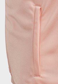 adidas Originals - SST TRACK TOP - Bomber Jacket - pink - 6