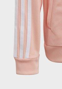 adidas Originals - SST TRACK TOP - Bomber Jacket - pink - 5