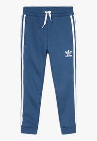 adidas Originals - TREFOIL PANTS - Jogginghose - marin/white - 0