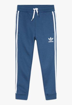 TREFOIL PANTS - Pantalones deportivos - marin/white