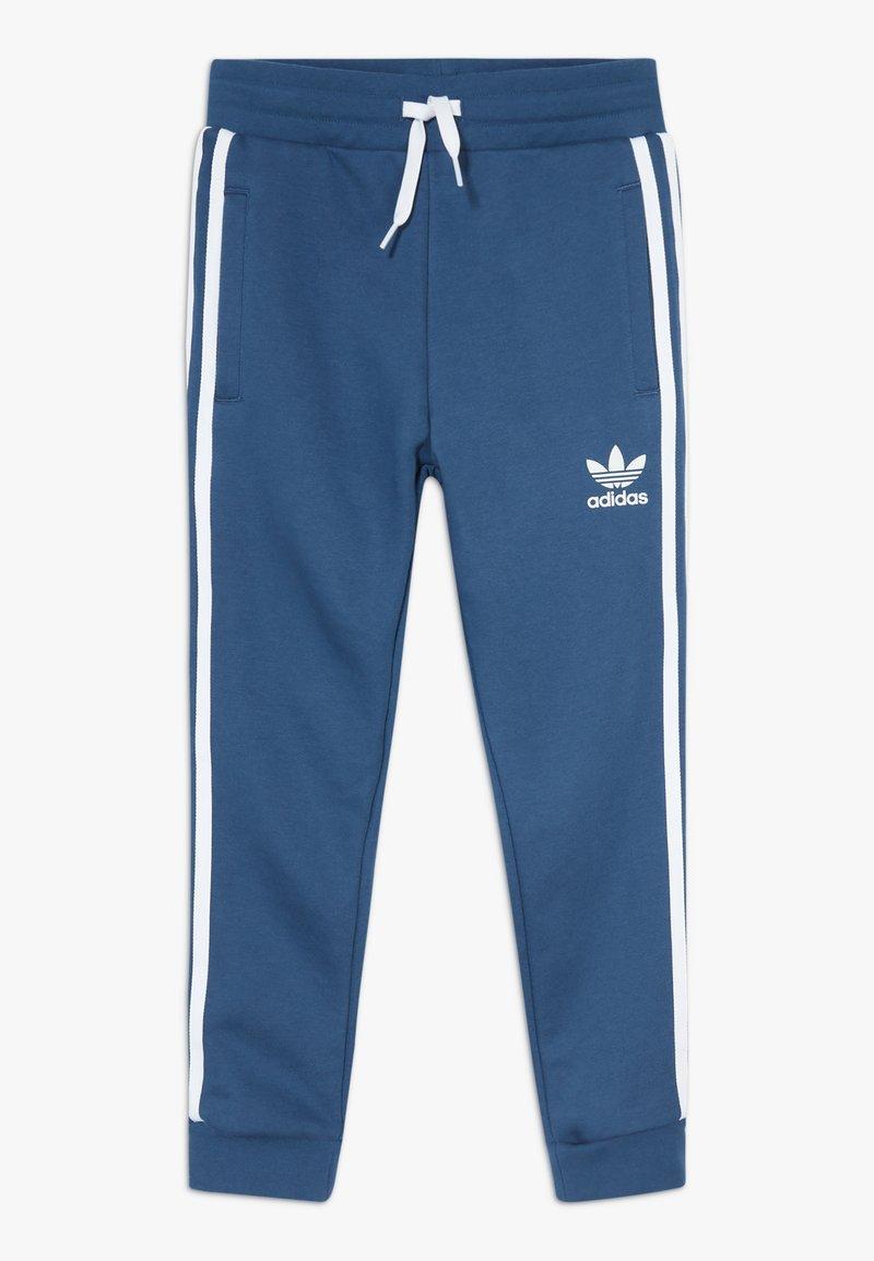 adidas Originals - TREFOIL PANTS - Jogginghose - marin/white