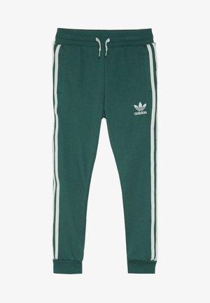 TREFOIL PANTS - Teplákové kalhoty - green/vapor green