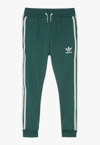 adidas Originals - TREFOIL PANTS - Verryttelyhousut - green/vapor green - 0