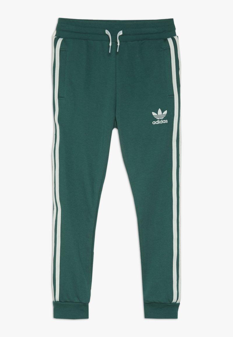 adidas Originals - TREFOIL PANTS - Verryttelyhousut - green/vapor green