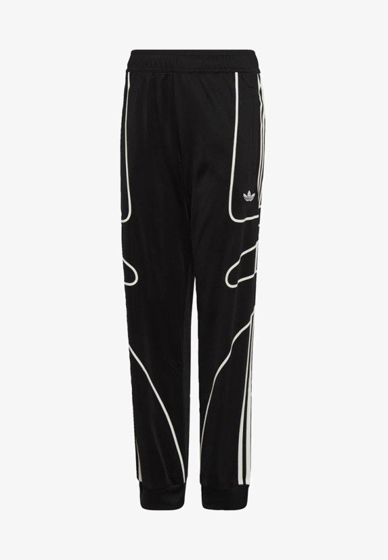 adidas Originals - FLAMESTRIKE TRACKSUIT BOTTOMS - Pantalon de survêtement - black