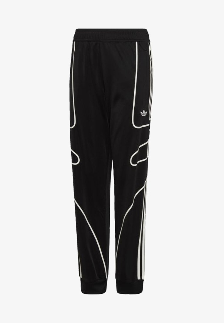 adidas Originals - FLAMESTRIKE TRACKSUIT BOTTOMS - Pantaloni sportivi - black