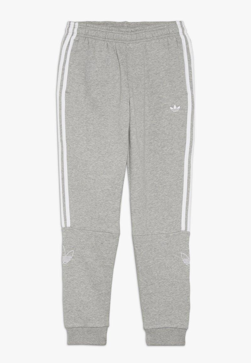 adidas Originals - OUTLINE JOGGERS - Trainingsbroek - grey