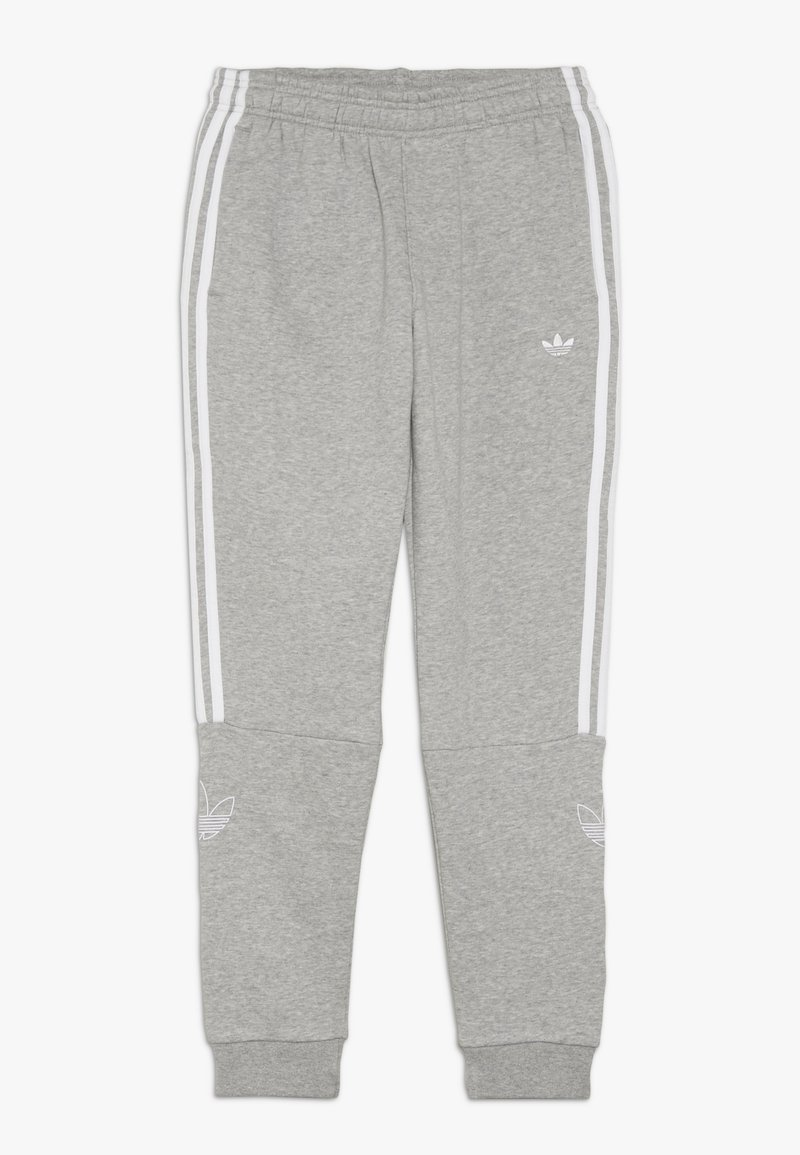 adidas Originals - OUTLINE JOGGERS - Jogginghose - grey