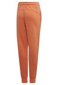 adidas Originals - JOGGERS - Tracksuit bottoms - orange - 3