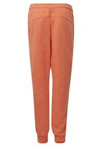 adidas Originals - JOGGERS - Tracksuit bottoms - orange - 1