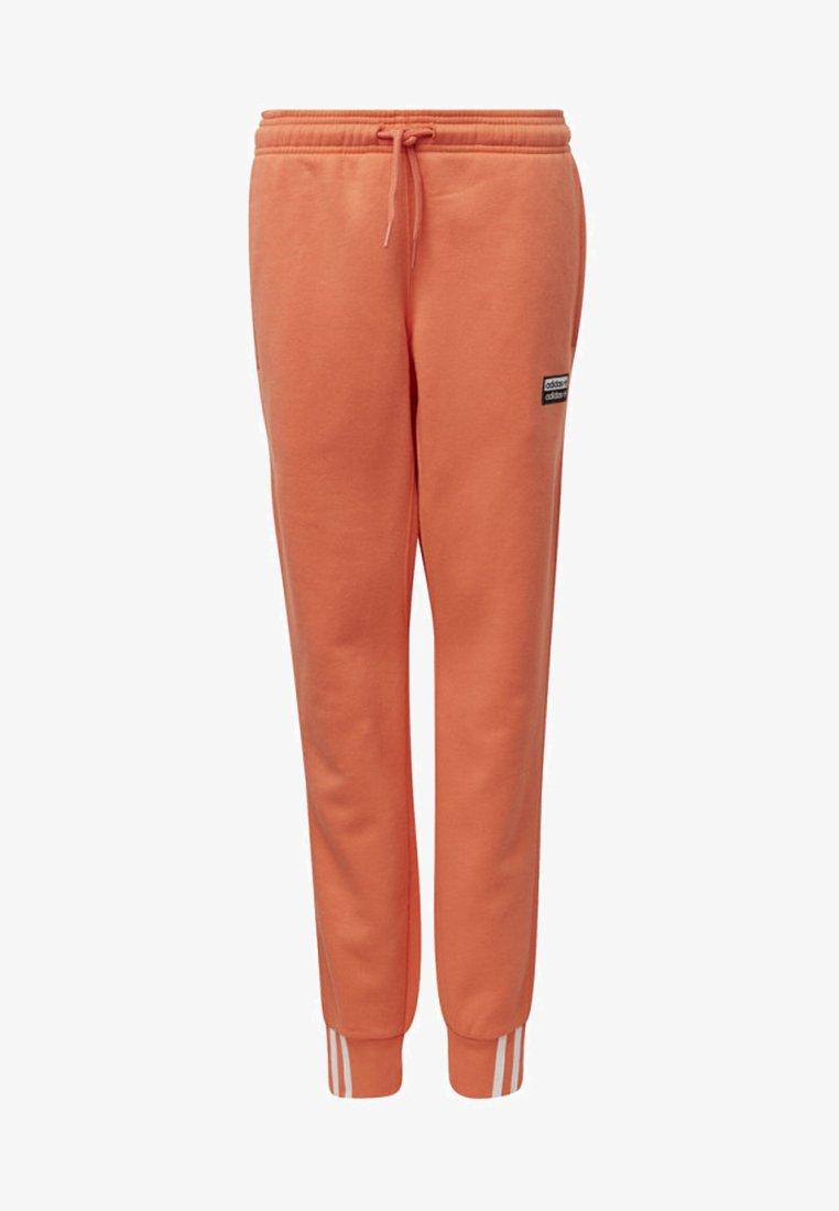 adidas Originals - JOGGERS - Tracksuit bottoms - orange