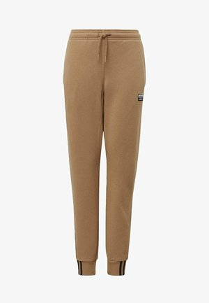 JOGGERS - Tracksuit bottoms - brown