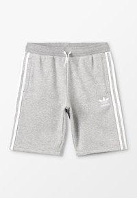 adidas Originals - Shorts - medium grey heather/white - 0