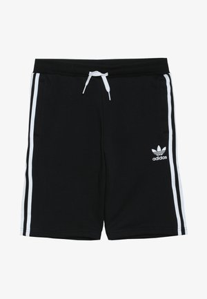 SHORTS - Pantaloni sportivi - black/white