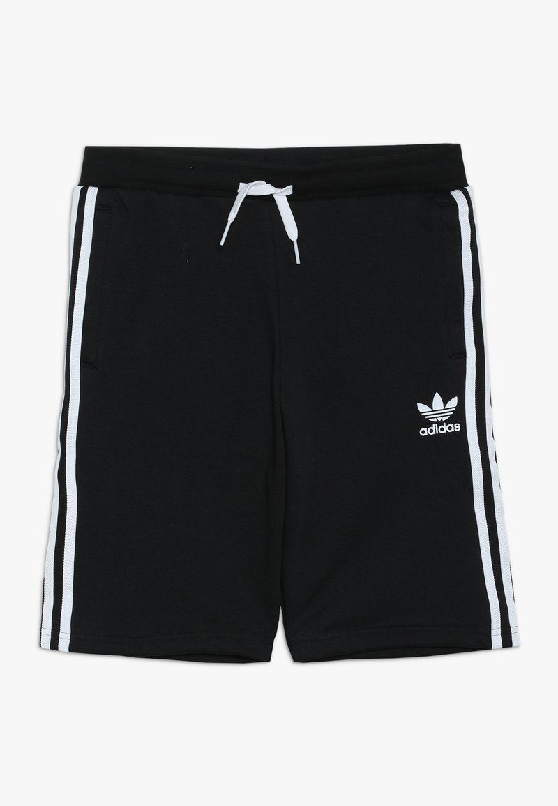 adidas Originals - Shorts - black/white