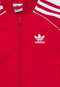 adidas Originals - SUPERSTAR SUIT - Survêtement - scarlet/white - 4