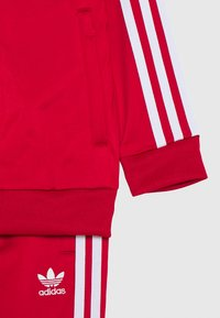 adidas Originals - SUPERSTAR SUIT - Survêtement - scarlet/white - 3