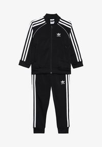 adidas Originals - SUPERSTAR SUIT SET - Survêtement - black/white - 5