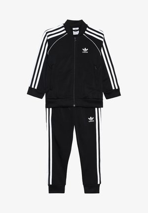 SUPERSTAR SUIT SET - Trainingsanzug - black/white