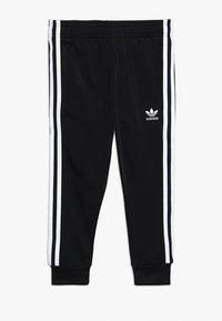 adidas Originals - SUPERSTAR SUIT - Tuta - black/white - 2