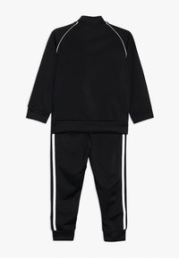 adidas Originals - SUPERSTAR SUIT SET - Survêtement - black/white - 1