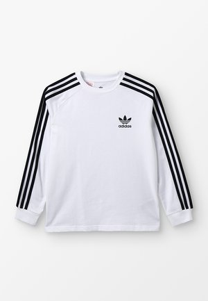 3STRIPES  - T-shirt à manches longues - white/black