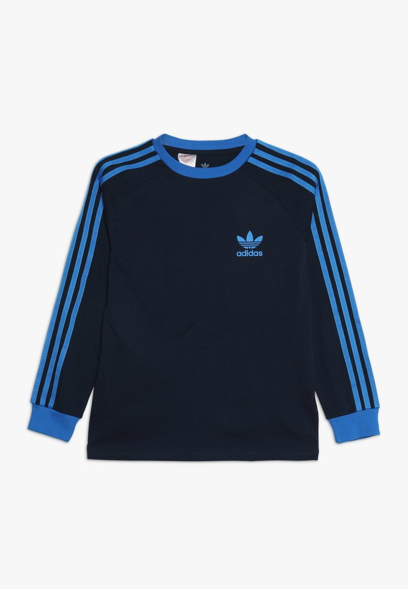 adidas Originals - 3STRIPES  - Topper langermet - collegiate navy/blue