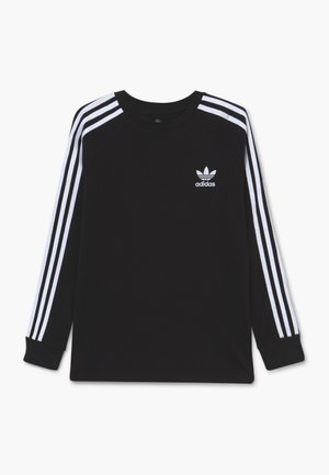 Langarmshirt - black/white