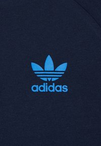 adidas Originals - 3 STRIPES TEE - T-shirt imprimé - collegiate navy/blue - 3