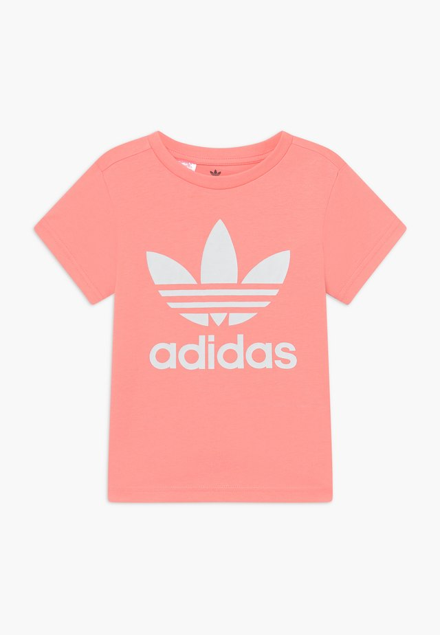 TREFOIL - Printtipaita - pink/white