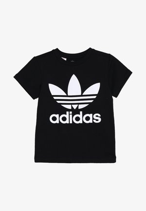 TREFOIL - T-shirt print - black/white