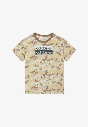 TEE - T-shirt imprimé - multi-coloured