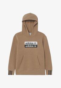 adidas Originals - HOOD - Hoodie - cardbo - 2