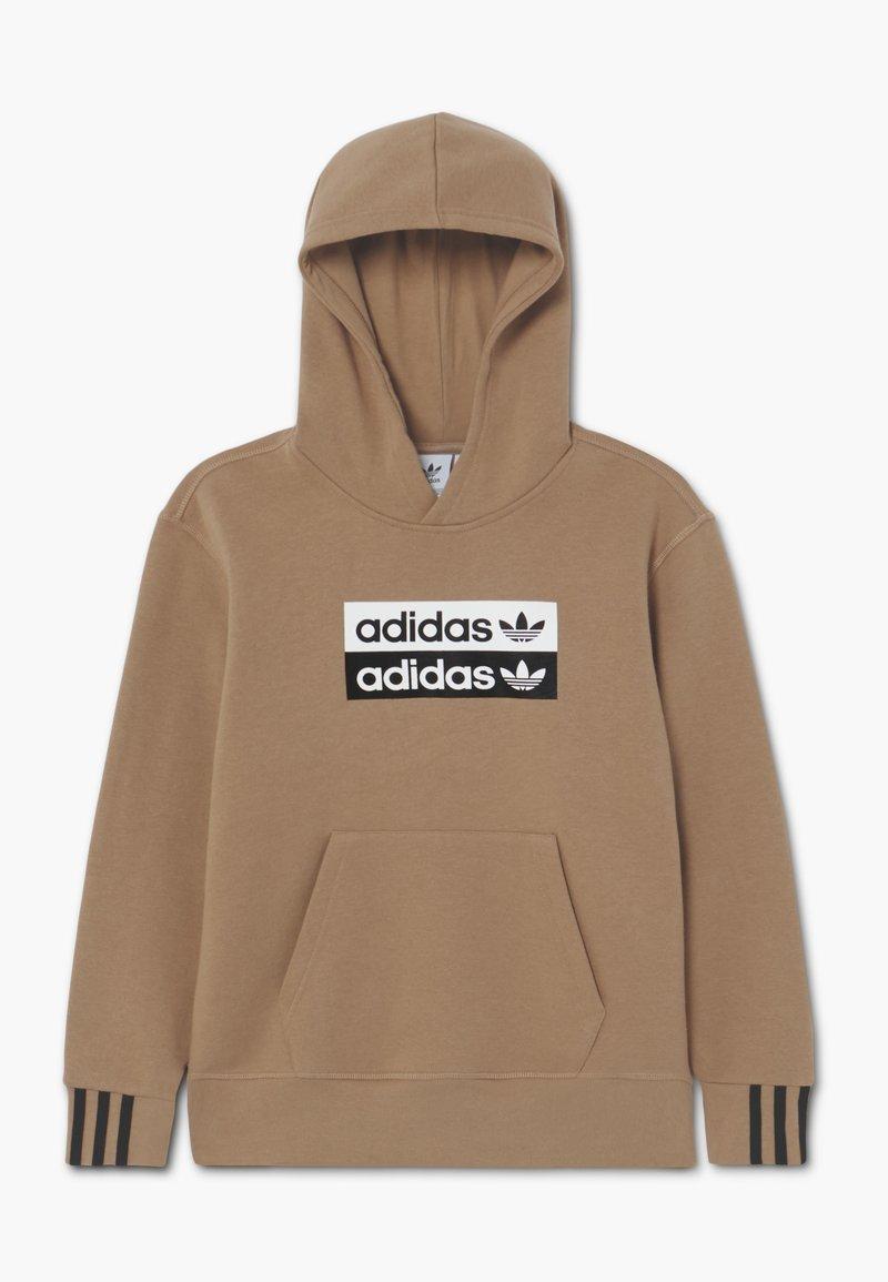 adidas Originals - HOOD - Hoodie - cardbo