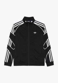 adidas Originals - FLAMESTRIKE TRACK JACKET - Veste de survêtement - black - 0