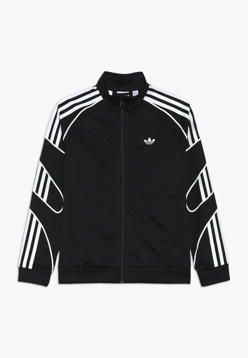 adidas Originals - FLAMESTRIKE TRACK JACKET - Sportovní bunda - black