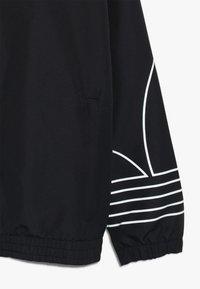 adidas Originals - OUTLINE WINDBREAKER - Träningsjacka - black - 2