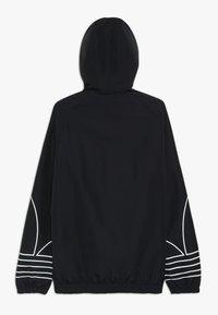 adidas Originals - OUTLINE WINDBREAKER - Träningsjacka - black - 1