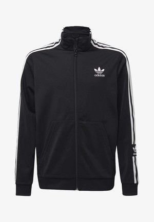 TRACK TOP - Sweatjacke - black