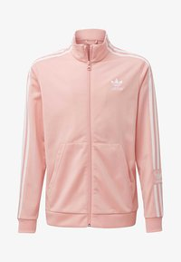 adidas Originals - TRACK TOP - Zip-up hoodie - glory pink - 0