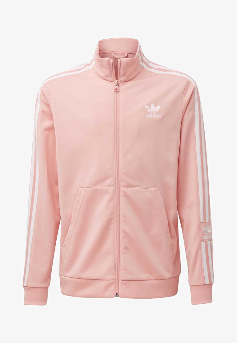 adidas Originals - TRACK TOP - Zip-up hoodie - glory pink