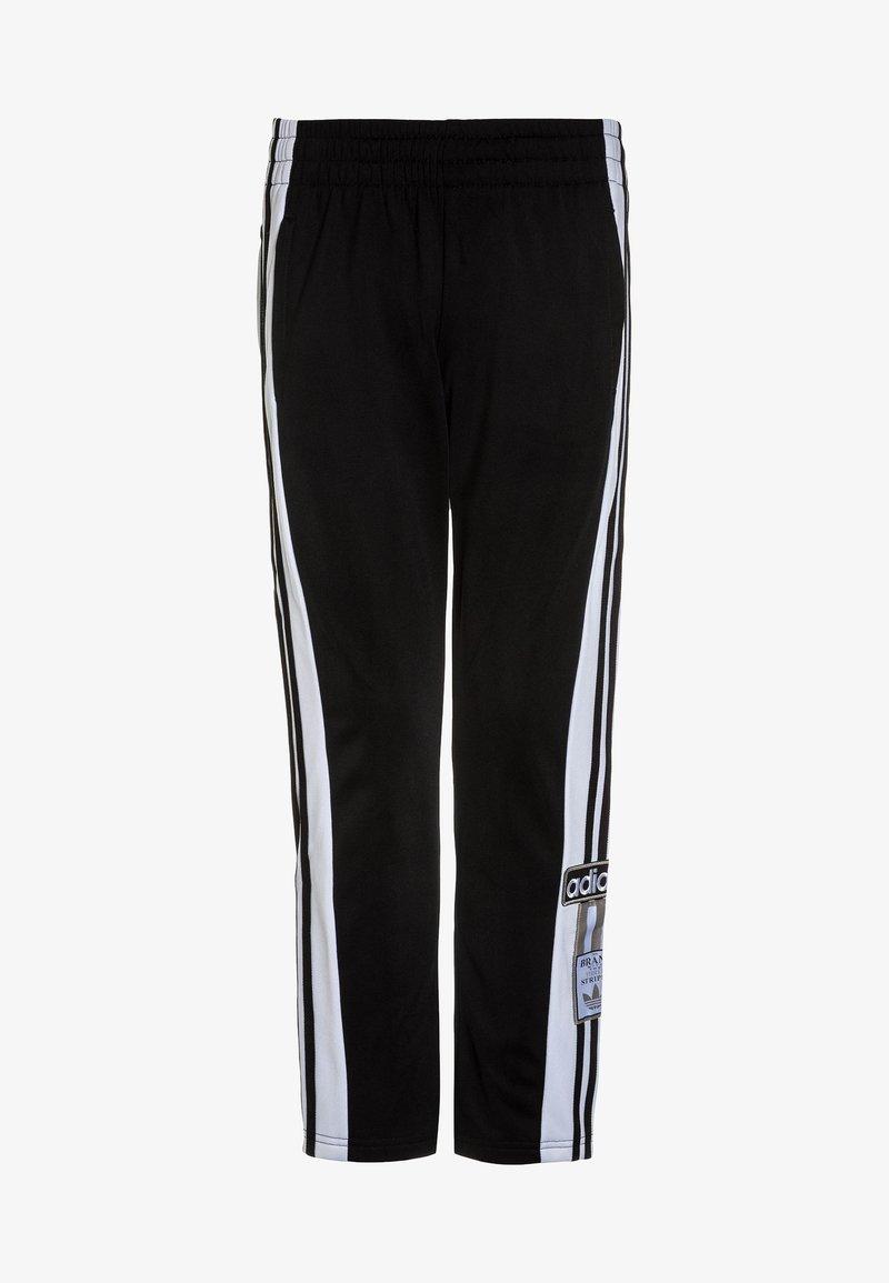 adidas Originals - ADIBREAK PANT - Jogginghose - black/white