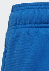 adidas Originals - SST TRACKSUIT BOTTOMS - Verryttelyhousut - blue/white - 6