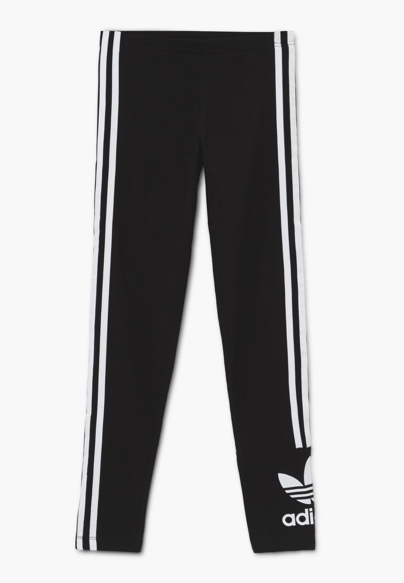 adidas Originals - LOCK UP TIGHTS - Leggings - Trousers - black/white