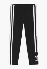 adidas Originals - LOCK UP TIGHTS - Leggingsit - black/white - 0