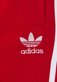 adidas Originals - ADICOLOR PRIMEGREEN PANTS - Tracksuit bottoms - scarle/white - 3
