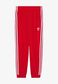 adidas Originals - ADICOLOR PRIMEGREEN PANTS - Tracksuit bottoms - scarle/white - 2