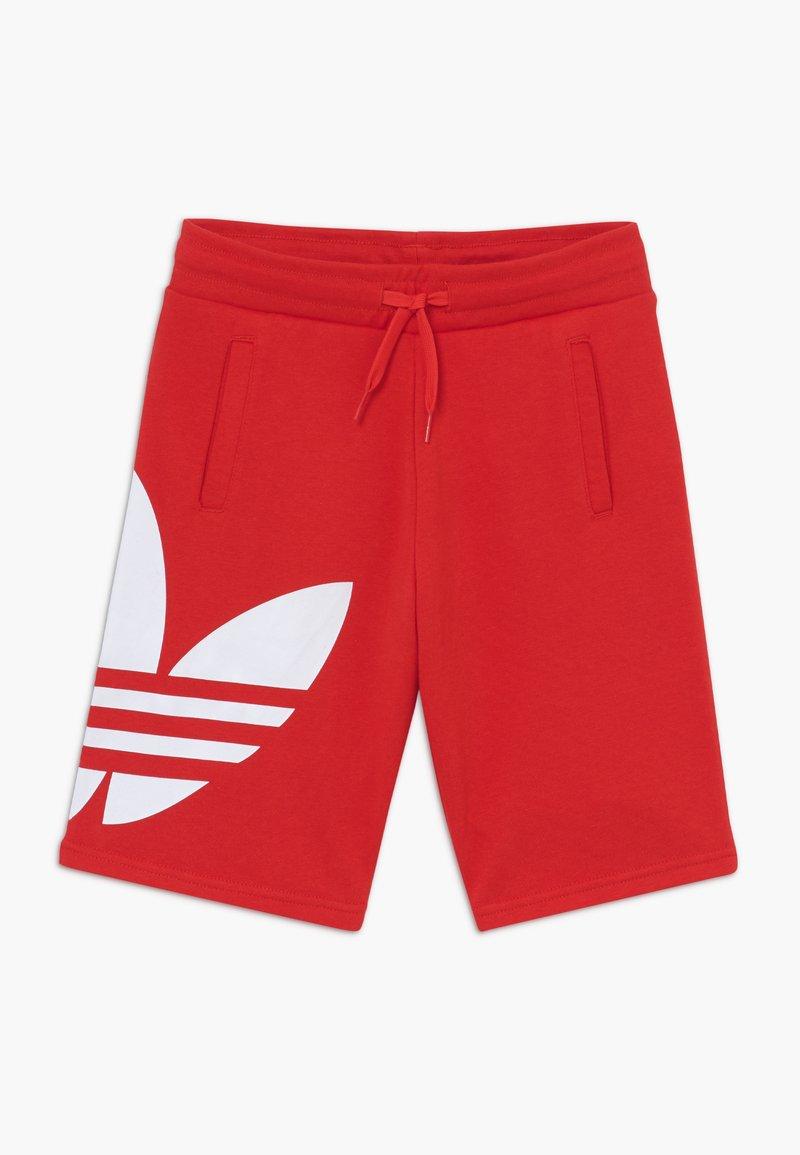 adidas Originals - Pantaloni sportivi - lusred/white