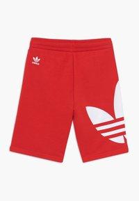 adidas Originals - Pantaloni sportivi - lusred/white - 1