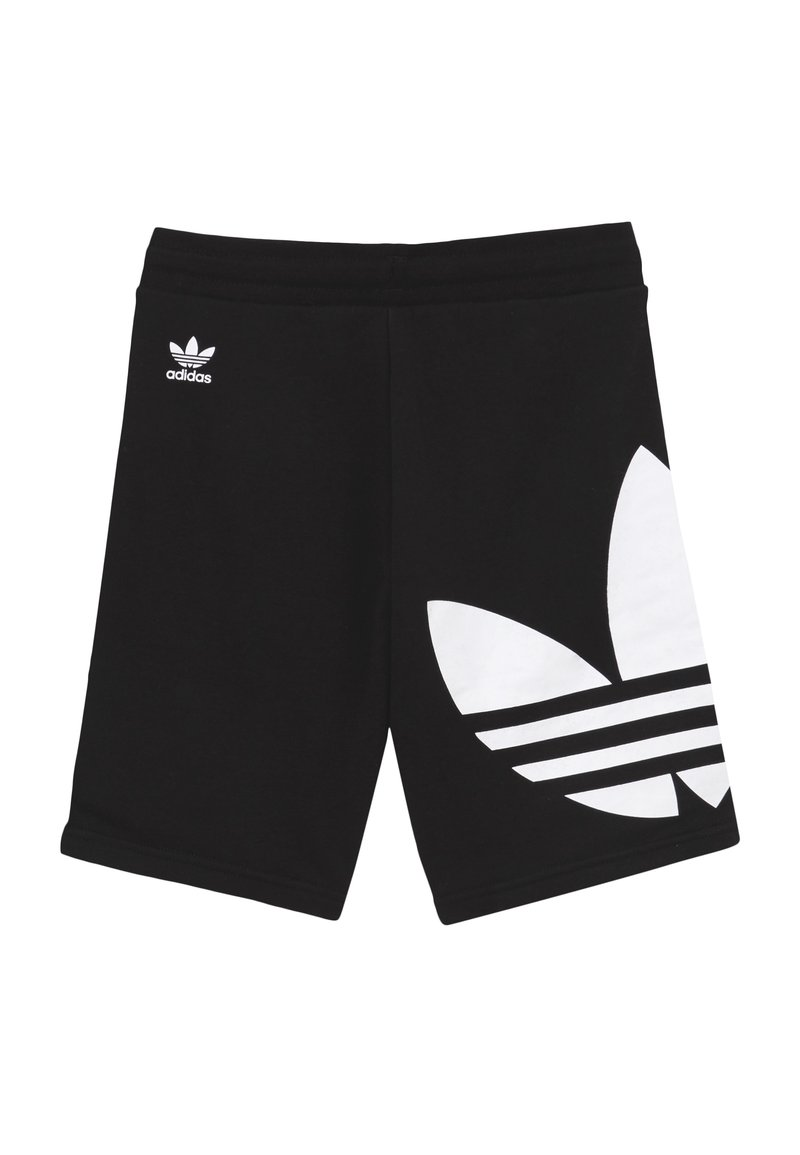 adidas Originals - Tracksuit bottoms - black/white